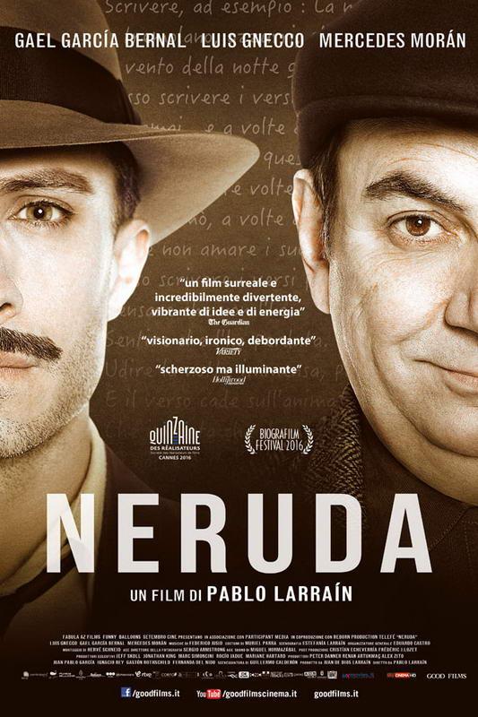 Neruda Movie