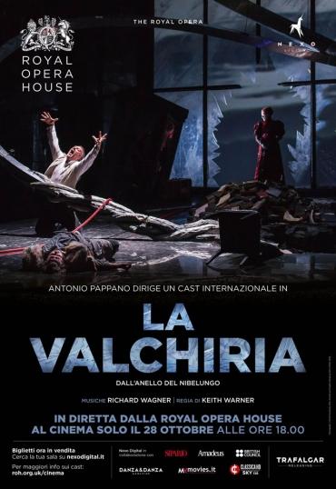 The Royal Opera: La Valchiria