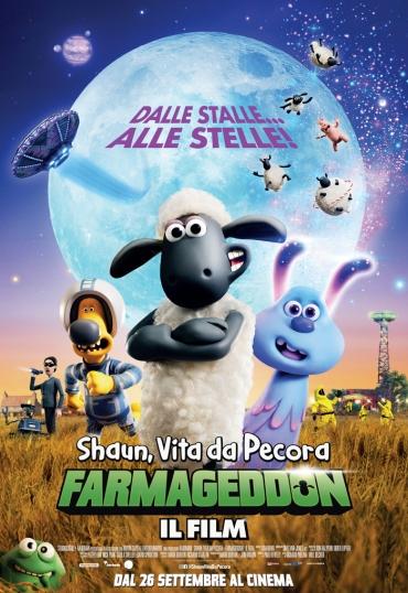 Shaun Vita da Pecora: Farmageddon - Il Film