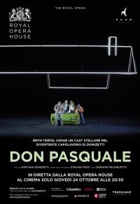 The Royal Opera: Don Pasquale