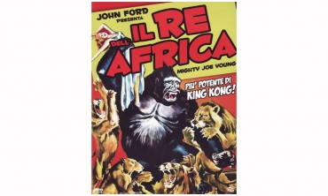 Il re dell'Africa (DVD)