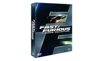 Fast & Furious (DVD - 7 film)