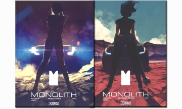 Monolith (Graphic Novel)
