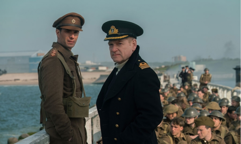 Dunkirk: dalle stalle alle stelle