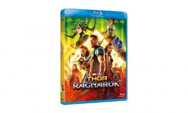 Thor: Ragnarök (Blu-Ray)