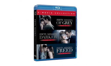 Cinquanta sfumature - Trilogia (Blu-Ray)