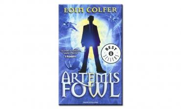 Artemis Fowl (libro)