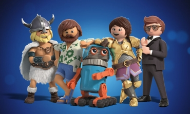 In arrivo al cinema il film dedicato al mondo Playmobil!