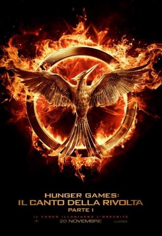Hunger Games: Il canto della rivolta - Parte1