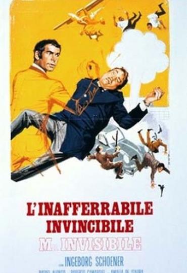 L'inafferrabile invincibile Mr. Invisibile