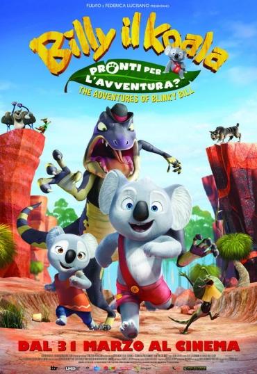 Billy il koala - Le avventure di Blinky Bill