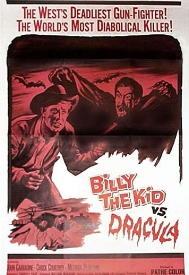 Billy The Kid Contro Dracula