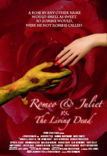 Romeo & Juliet vs the Living Dead