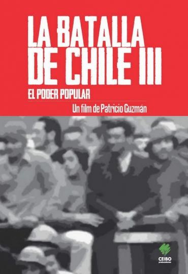 La Battaglia del Cile: Il Potere Popolare