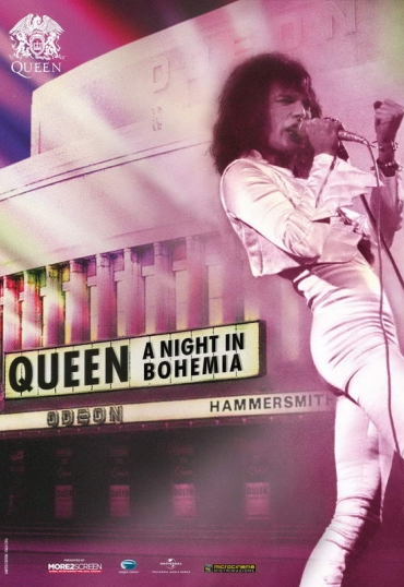 Queen A night in Bohemia