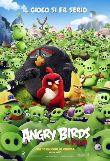 Angry Birds: Il film