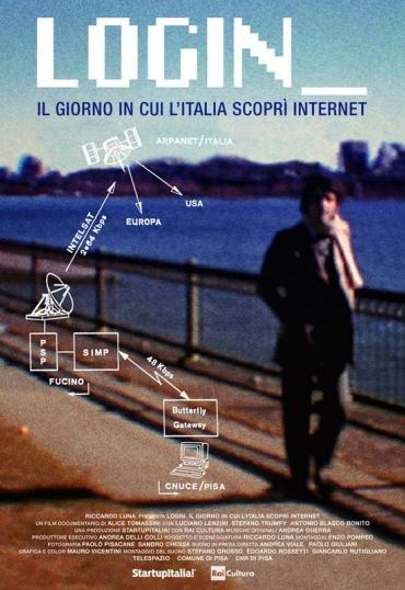Login - Il giorno in cui l'Italia scoprì internet