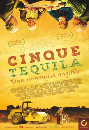 Cinque tequila