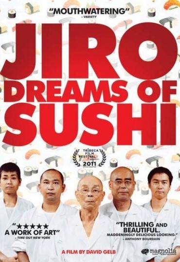 Jiro e l'Arte del Sushi