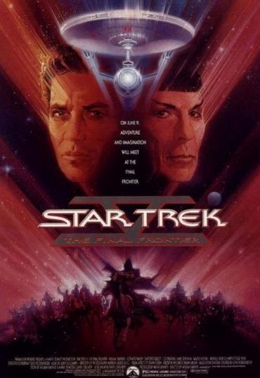 Star Trek V - L'ultima frontiera