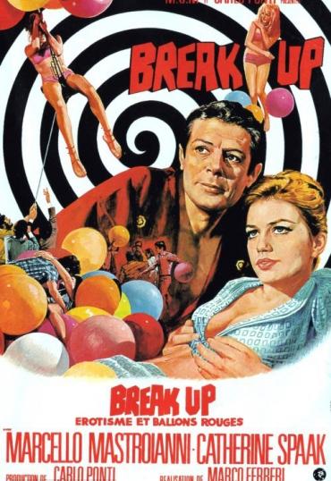 Break Up - L'uomo dei cinque palloni