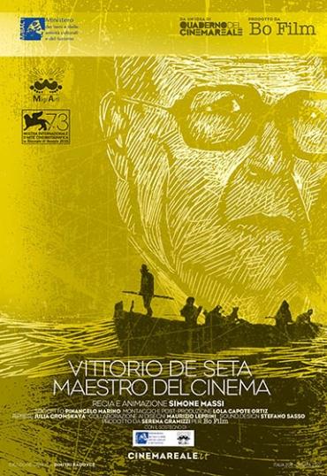 Vittorio De Seta, Maestro del Cinema