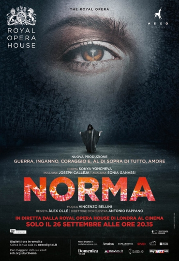 The Royal Opera: Norma