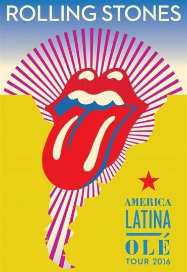 The Rolling Stones Olé, Olé, Olé!: A Trip Across Latin America