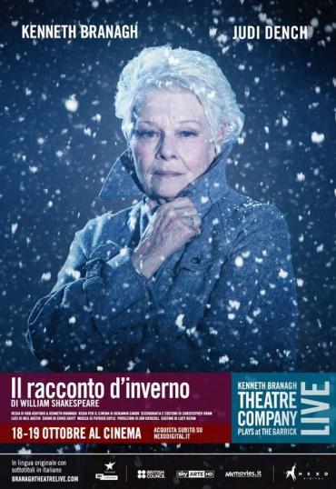 Kenneth Branagh Theatre – Racconto di Inverno