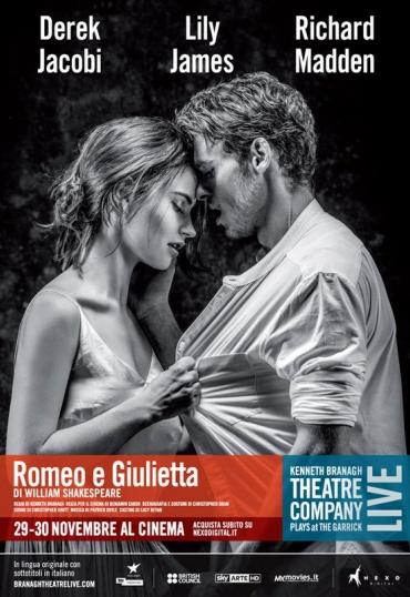 Kenneth Branagh Theatre – Romeo e Giulietta