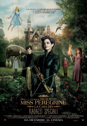Miss Peregrine: La Casa dei Ragazzi Speciali