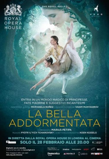 The Royal Ballet: La bella addormentata