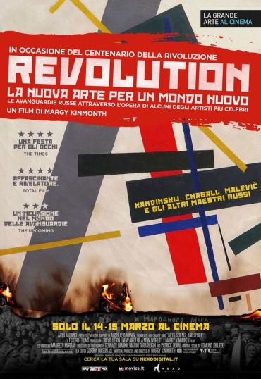 Revolution: La Nuova Arte per un Mondo Nuovo