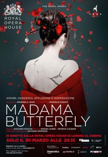 The Royal Opera: Madama Butterfly
