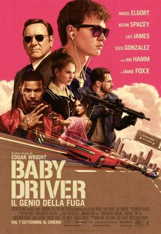 Baby Driver: Il genio della fuga