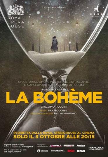The Royal Opera: La Bohème