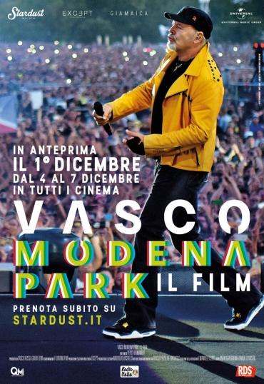 Vasco Modena Park – il film