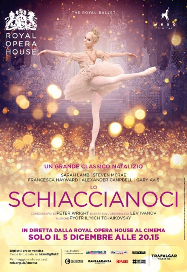 The Royal Ballet: Lo Schiaccianoci