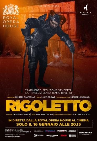 The Royal Opera: Rigoletto