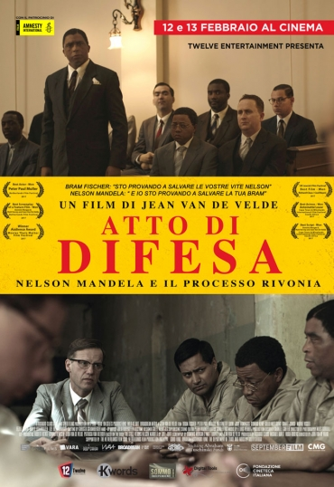 Atto di Difesa – Nelson Mandela e il processo Rivonia