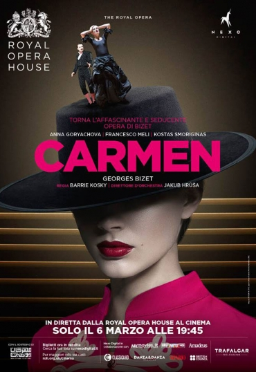 The Royal Opera: Carmen