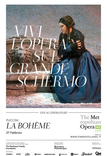 The Metropolitan Opera: Bohème