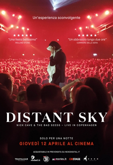 Nick Cave - Distant Sky | Live in Copenhagen