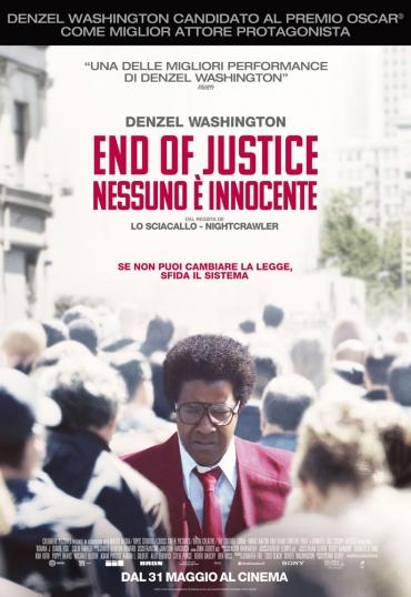 End of justice - Nessuno e' innocente