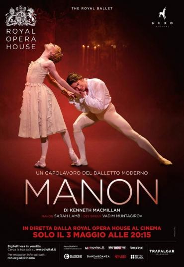 The Royal Ballet: Manon