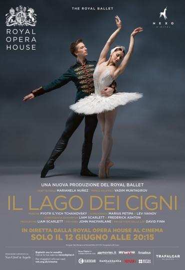 The Royal Ballet: Il lago dei cigni