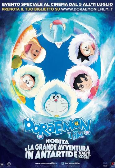 Doraemon – Nobita e la grande avventura in Antartide