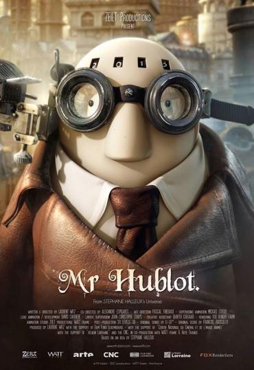 Mr Hublot (Cortometraggio)
