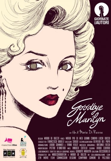 Goodbye Marilyn (Cortometraggio)