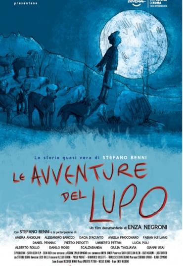 La storia quasi vera di Stefano Benni - Le avventure del lupo